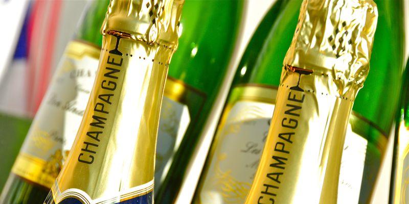 Flessen Champagne © CRTCA
