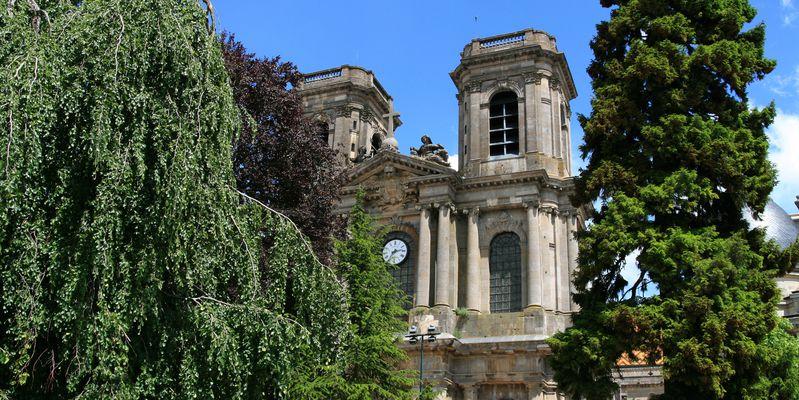Cathédrale Saint Mammès © CRTCA
