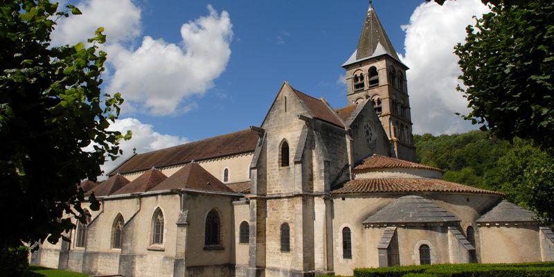 Eglise de Vignory