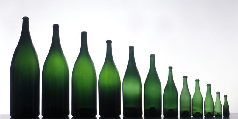 Flaconnages du Champagne © M. Jolyot