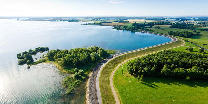 Lac du Der © P. Bourguignon