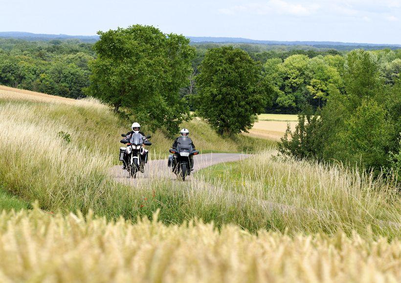 Motortocht: In de Aube en de Haute-Marne